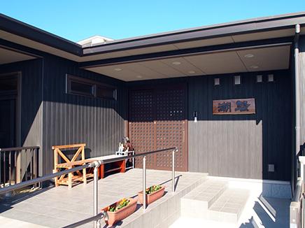 弓削島のサービス付高齢者住宅|潮騒