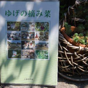 ゆげの摘み菜(書籍)