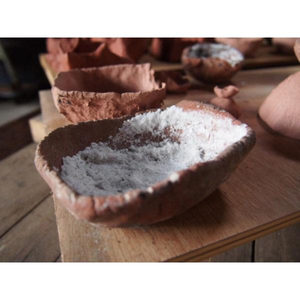 藻塩作り・土器作り体験