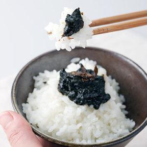 弓削海苔佃煮 【しいたけ】